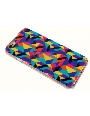 STYLE COLORED TRIANGLES