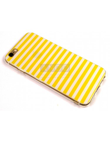 iPhone 6 s STRIPES YELLOW