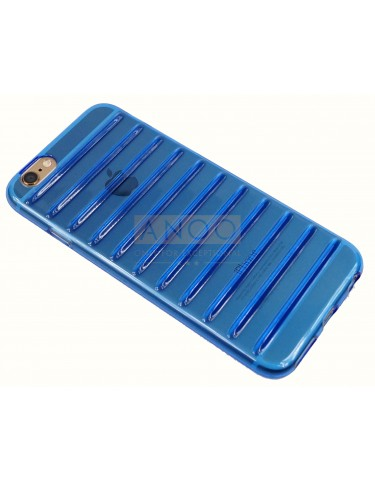 TREND STRIPES TRANSPARENT BLUE