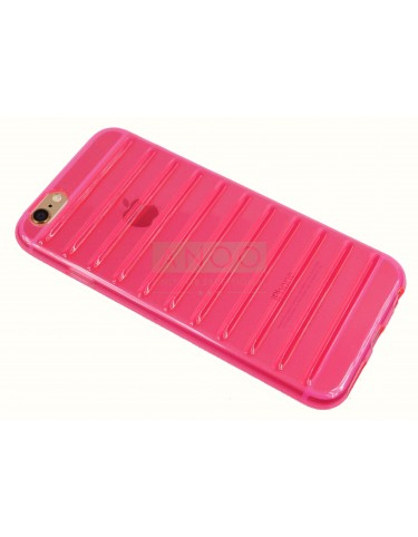 TREND STRIPES TRANSPARENT PINK