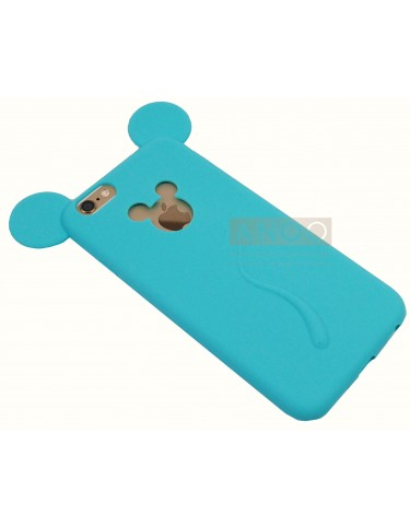 STYLE 3D MICKEY MOUSE BLUE