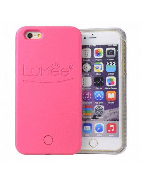 LUXURY SELFIE LED CASE PINK