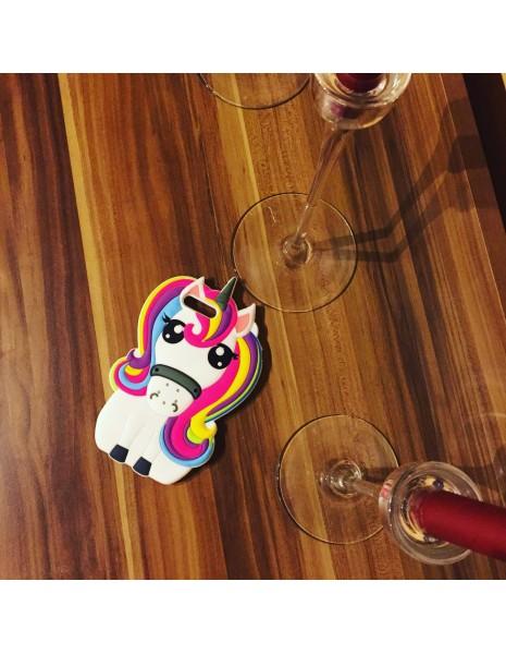iPhone 7 Plus 3D Unicorn Jednorożec