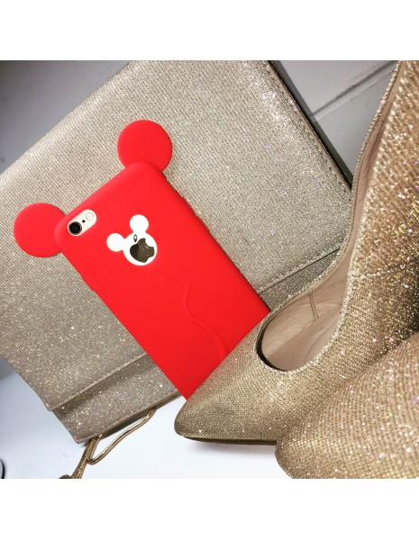STYLE 3D MICKEY MOUSE RED