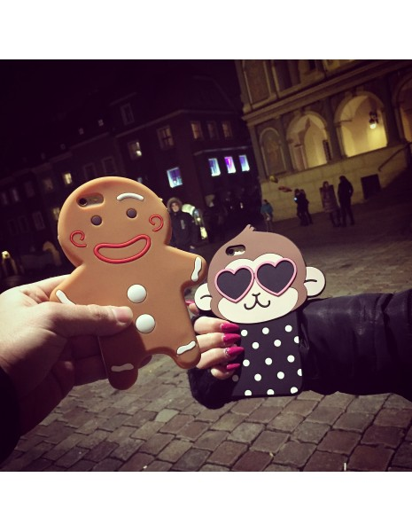STYLE 3D GINGERBREAD MAN