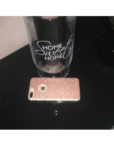 iPhone 6 s Glitter Rosegold