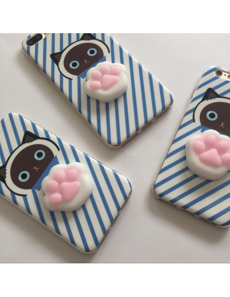 iPhone 6 s GELLY CAT BLUE
