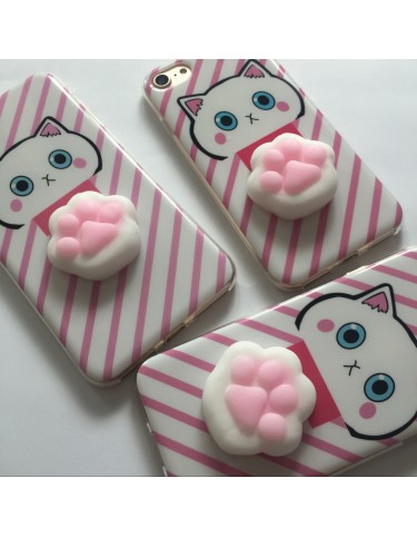 iPhone 6 s GELLY CAT PINK