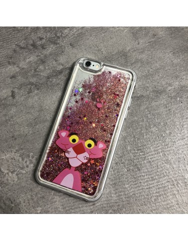 iPhone LIQUID PINK PANTHER