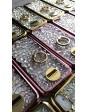 LUXURY RING SWAROVSKI CRISTALS ROSE GOLD