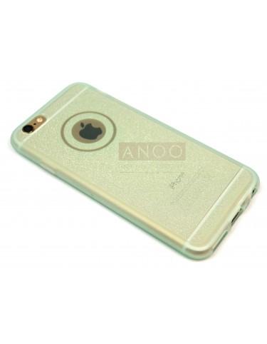 iPhone 6 s GLITTER MAT GREEN