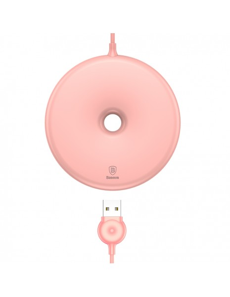 BASEUS DONUT WIRELESS PINK