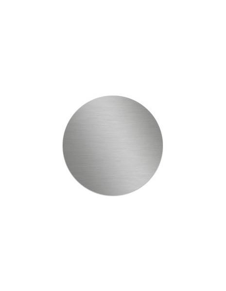 Metalowa płytka do uchwytu 30 mm