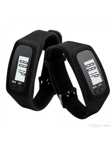 Krokomierz kalorie kilometry zegar opaska smartband