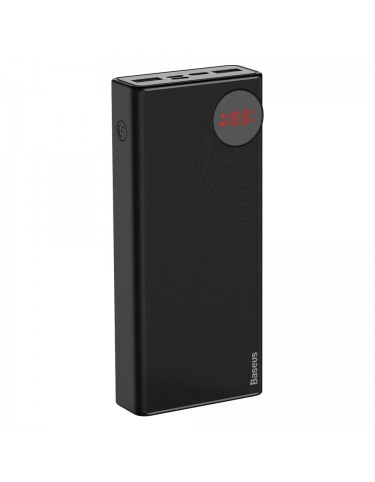 POWER BANK Baseus Mulight 20000 mAh czarny