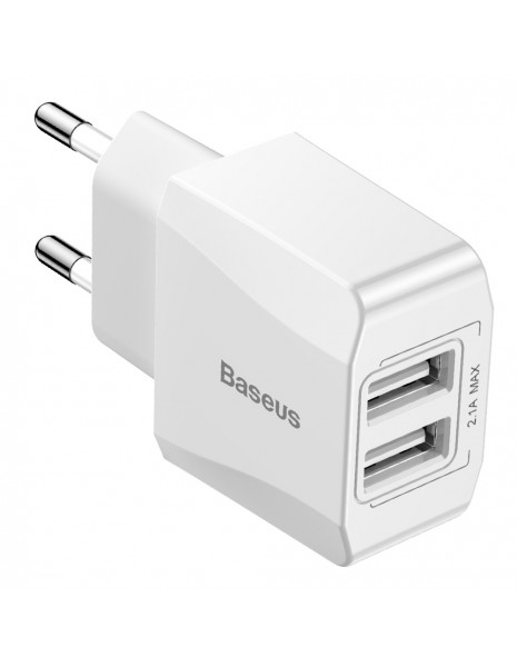 Baseus Mini Dual-U 2x USB 2.1A