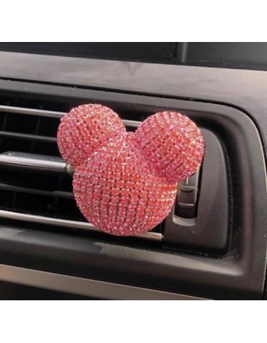 CAR MICKEY PINK
