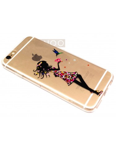 iPhone 6 s GIRL HUMMINGBIRD
