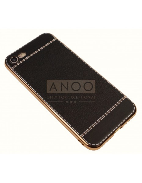 STYLE LEATHER GRAIN BLACK
