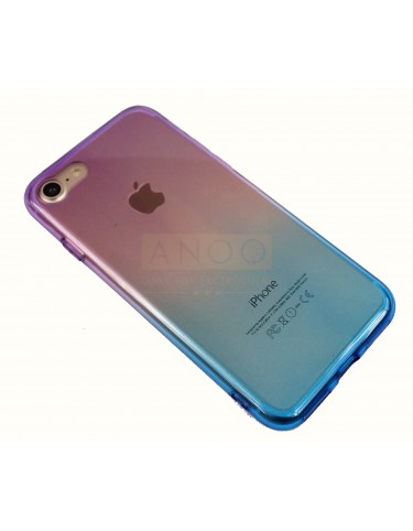 iPhone 7 RAINBOW PURPLE-BLUE