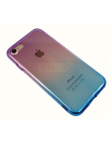 RAINBOW PURPLE-BLUE
