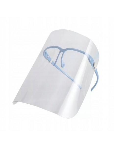 Przyłbica okularowa PROFI LUX