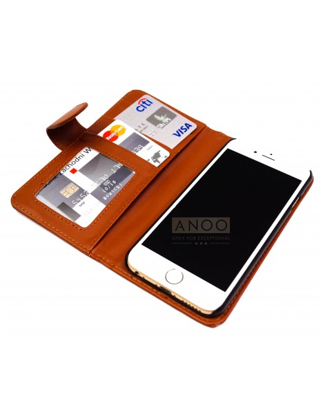 STYLE WALLET BROWN